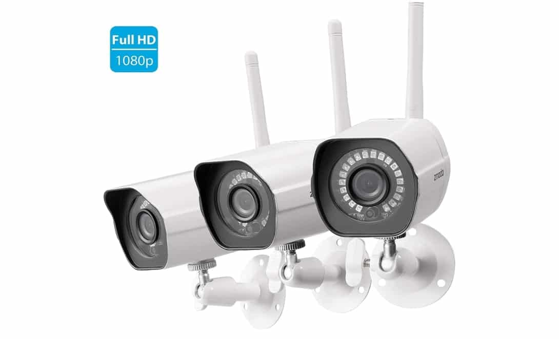 Zmodo Full - best 4k security camera system