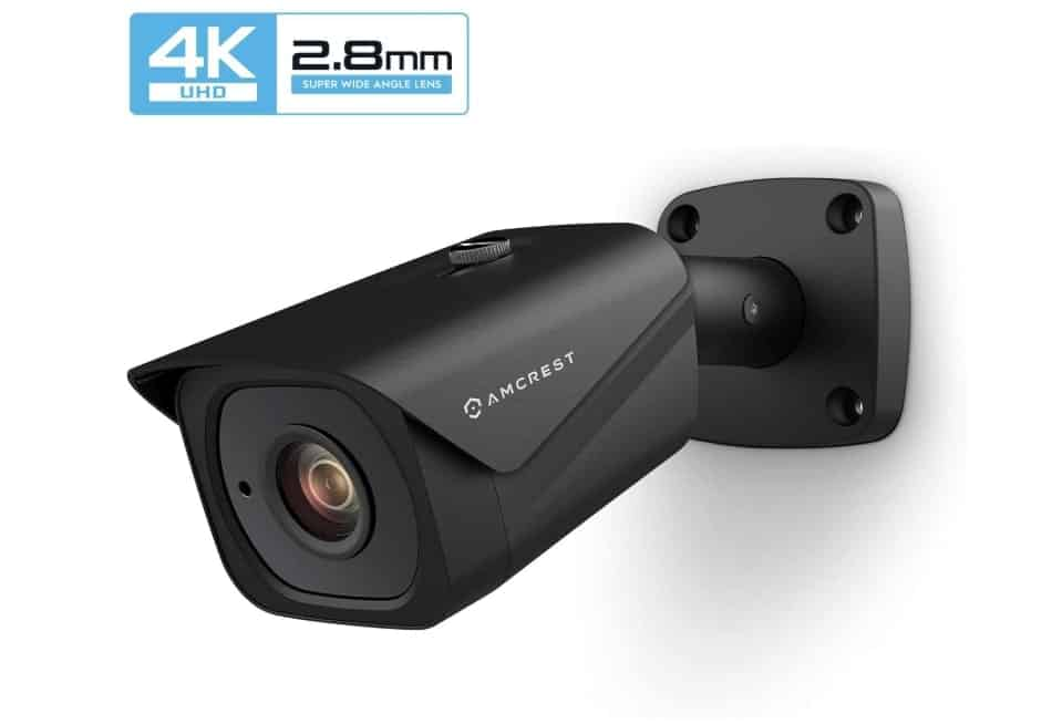 Amcrest - best 4k security camera system