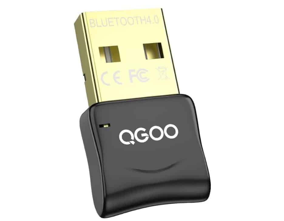 QGOO USB  - best bluetooth adapters for pc