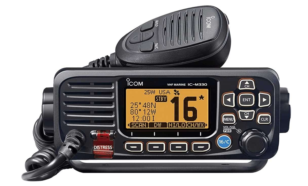 best marine radio