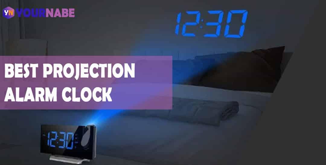 BEST PROJECTION ALARM CLOCK