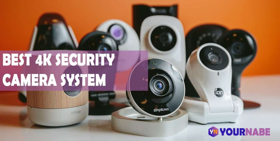 best 4k security camera system