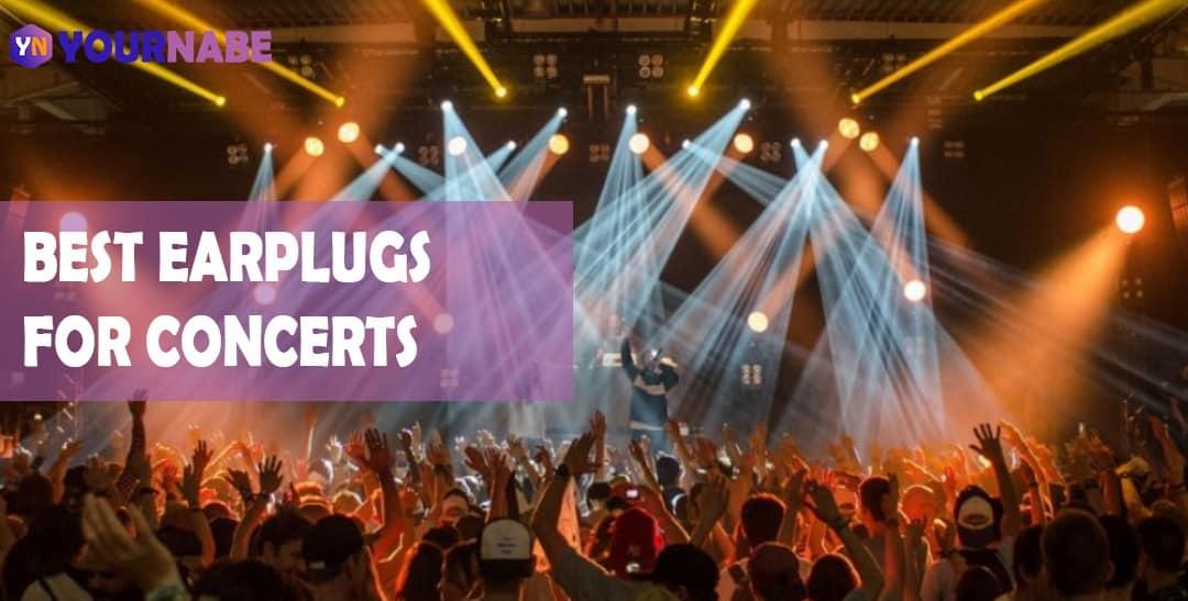 best concert earplug