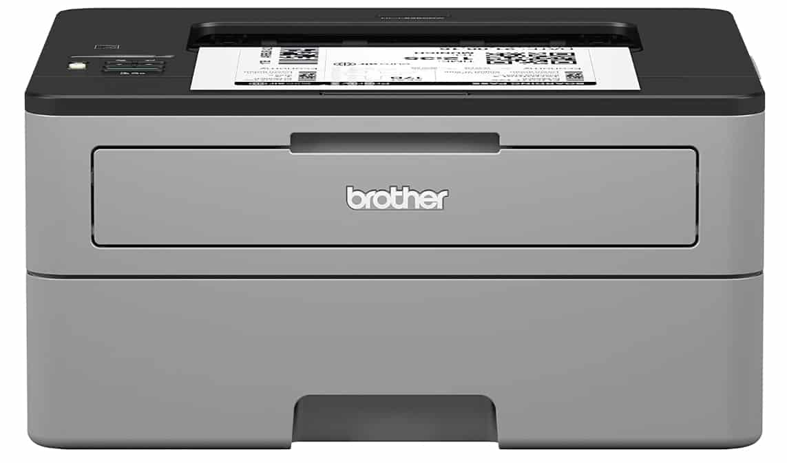 BROTHER COMPACT MONOCHROME - BEST WIRELESS PRINTER FOR MAC