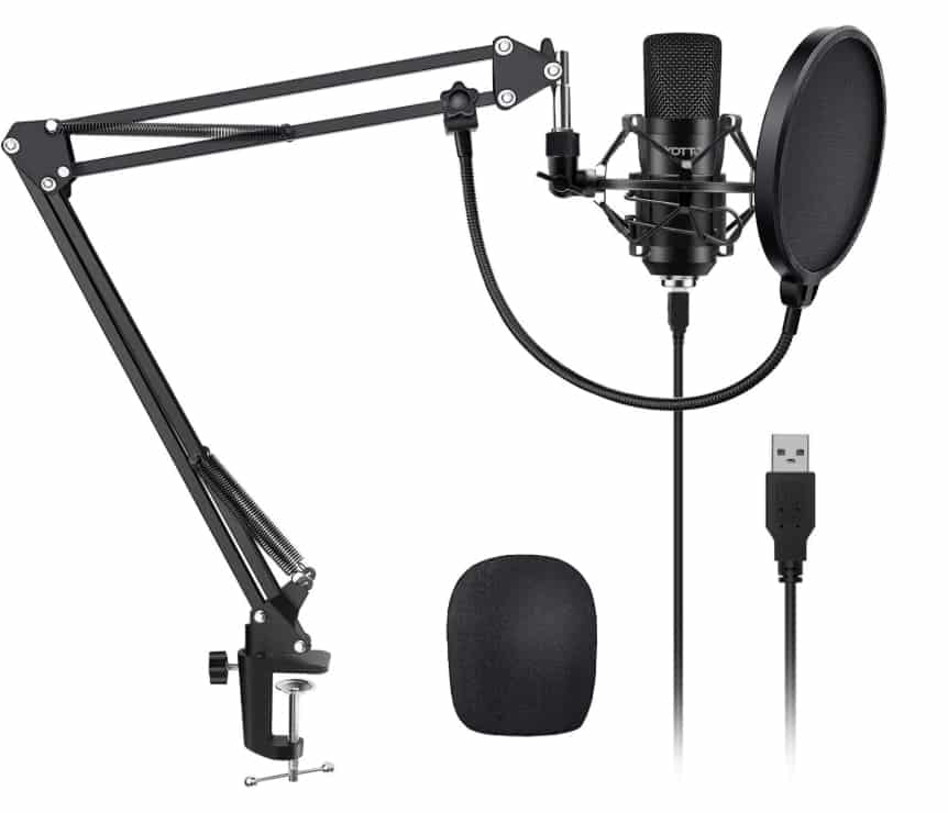 YOTTO - BEST STREAMING MICROPHONE