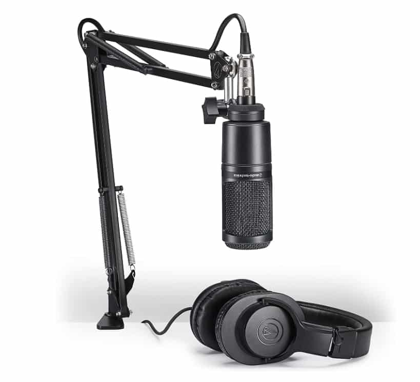 AUDIO-TECHNICA - BEST STREAMING MICROPHONE