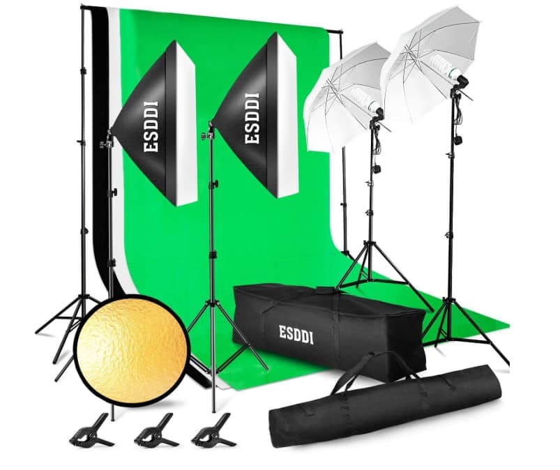 best green screen kits