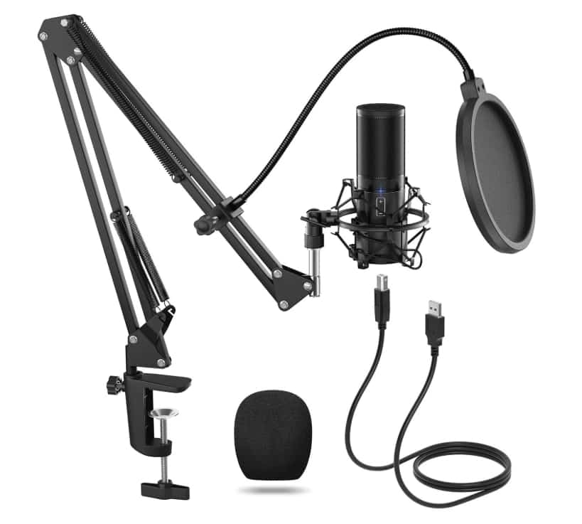 TONOR Q9 - BEST STREAMING MICROPHONE