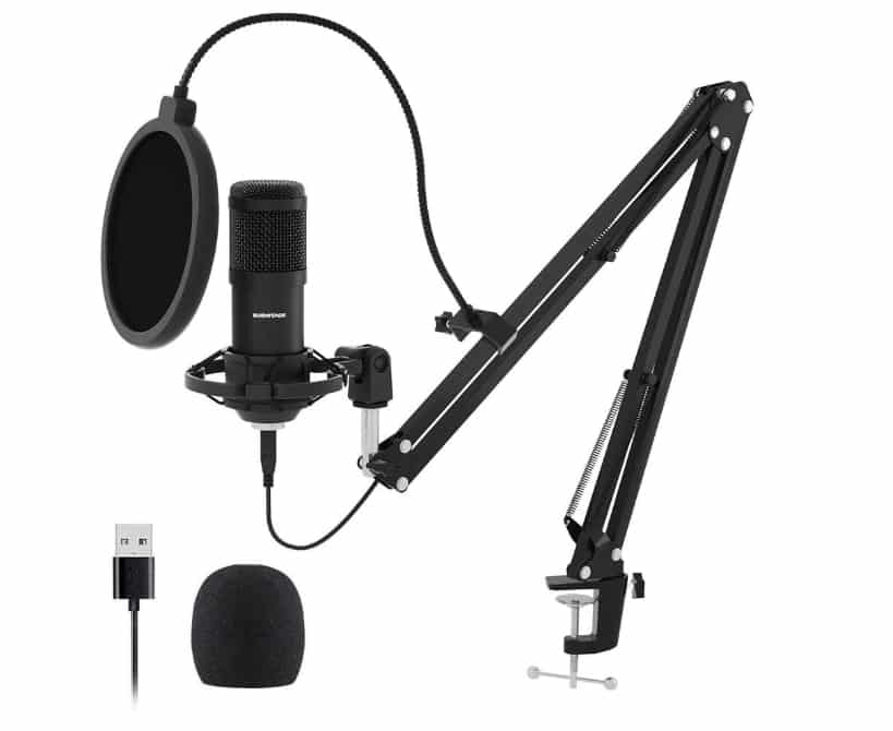 SUDOTACK ST-800- BEST STREAMING MICROPHONE