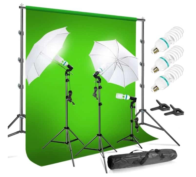best green screen kit