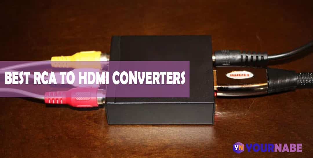 best rca to hdmi converter