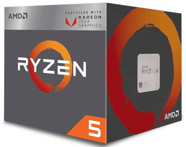 AMD RYZEN 5 - best CPU for video editing