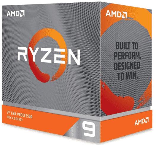 AMD RYZEN 9 - best CPU for video editing