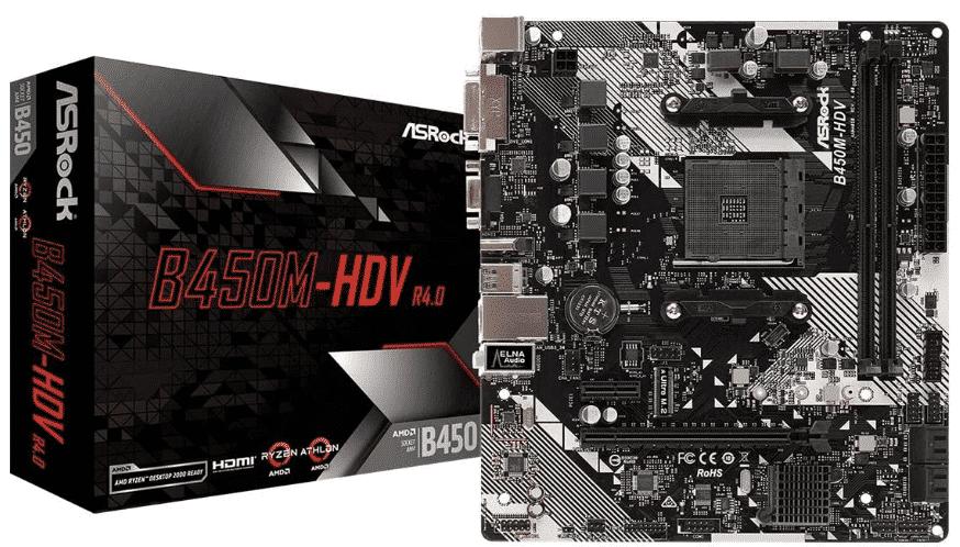 best B450 motherboard