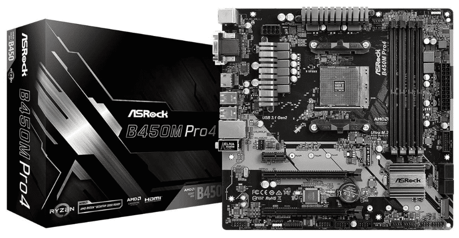motherboard for ryzen 5 2600
