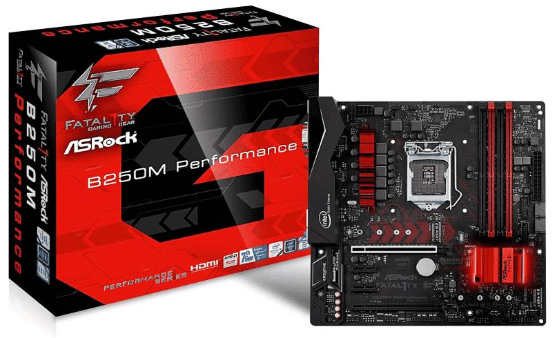 ASROCK FATAL1TY - best motherboard for i5 8400