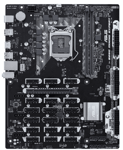 ASUS B250 - best motherboard for i5 8400