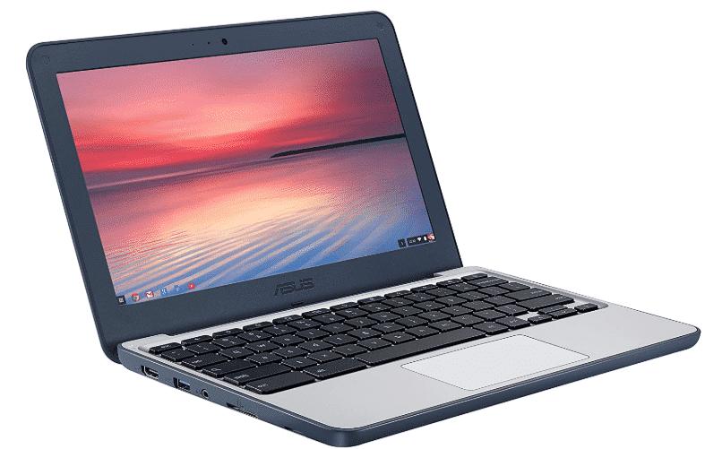 ASUS CHROMEBOOK  - best gaming laptop under 500