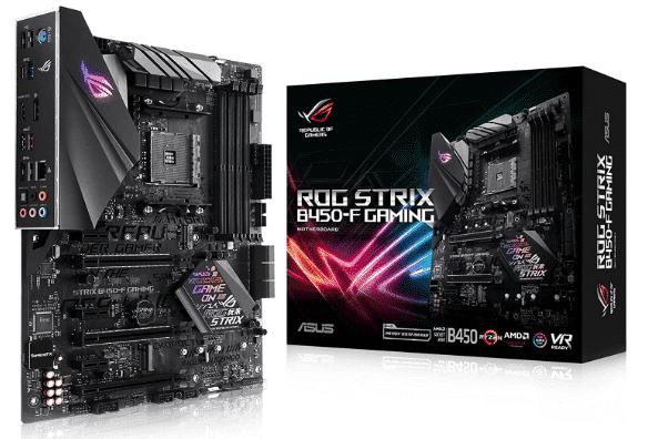 ASUS ROG - best motherboard for amd ryzen 7 2700x