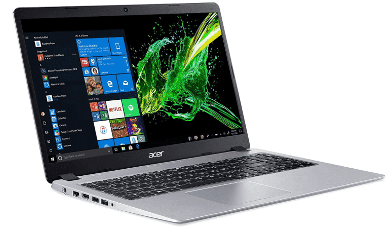 ACER ASPIRE - best laptop for writers