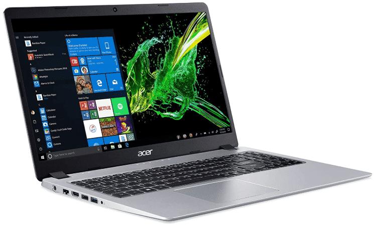 Acer Aspire - best gaming laptop under 500