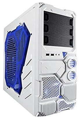 APEVIA X-SNIPER2  - best white pc cases