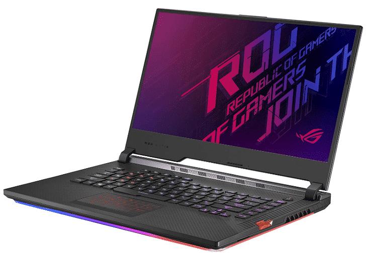ASUS ROG - best laptop for autocad