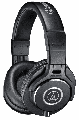 AUDIO TECHNICA ATH-M40X  - best headset for streaming