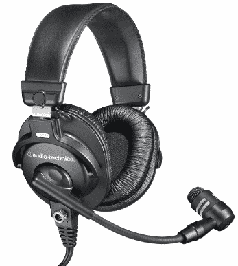 Audio-Technica BPHS1 - best headset for streaming