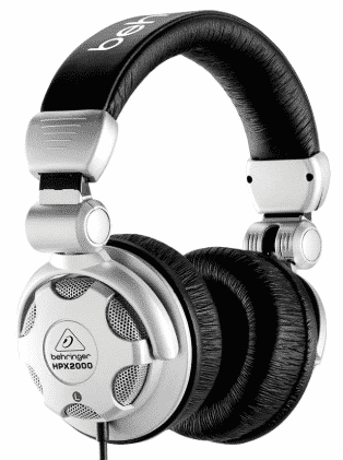 Behringer HPX2000  - best headset for streaming