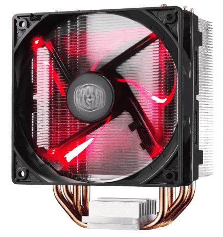 COOLER MASTER - best CPU cooler for i7 9700k