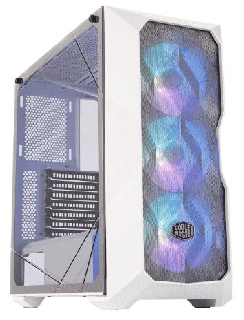 COOLER MASTER - best white pc cases