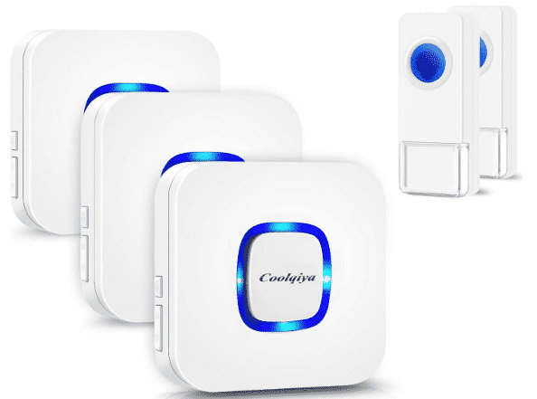 COOLQIYA WIRELESS - BEST WIRELESS DOORBELL