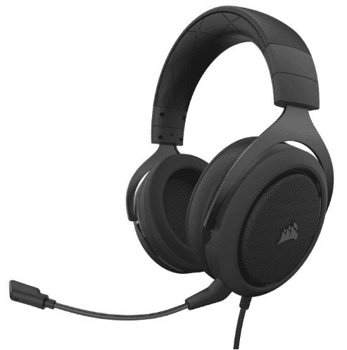 CORSAIR HS50 - best gaming headset under 50