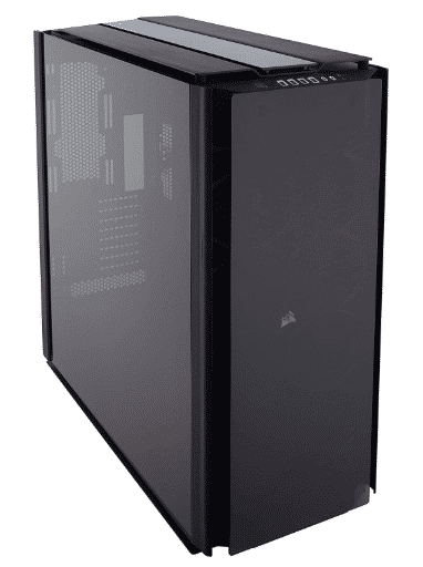 CORSAIR OBSIDIAN - Best Cases For Water Cooling