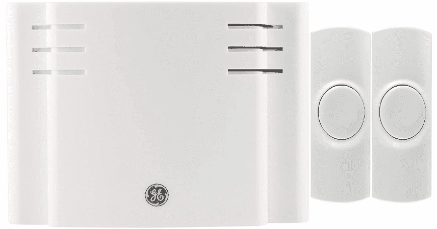 GE WIRELESS DOORBELL KIT - BEST WIRELESS DOORBELL