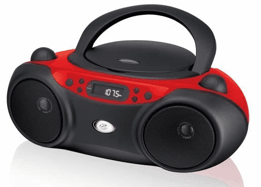 GPX, INC. PORTABLE  - BEST BOOMBOX
