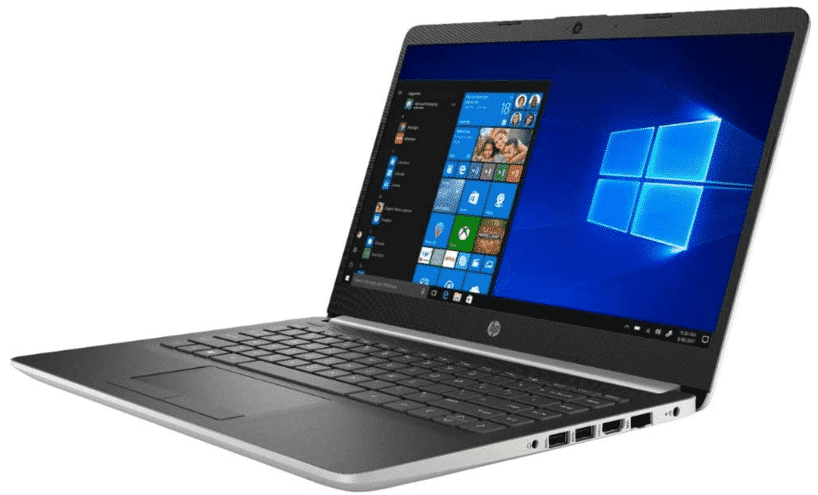 HP 14 - best laptops under 600 with ssd