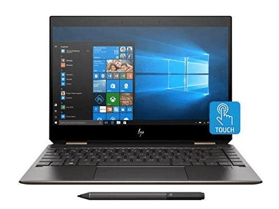HP SPECTRE  - best laptop for writers