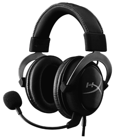 HyperX Cloud II - best headset for streaming