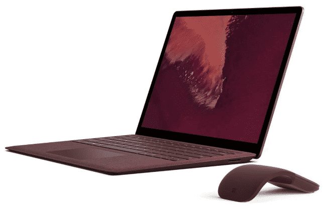 MICROSOFT SURFACE - best laptop for writers