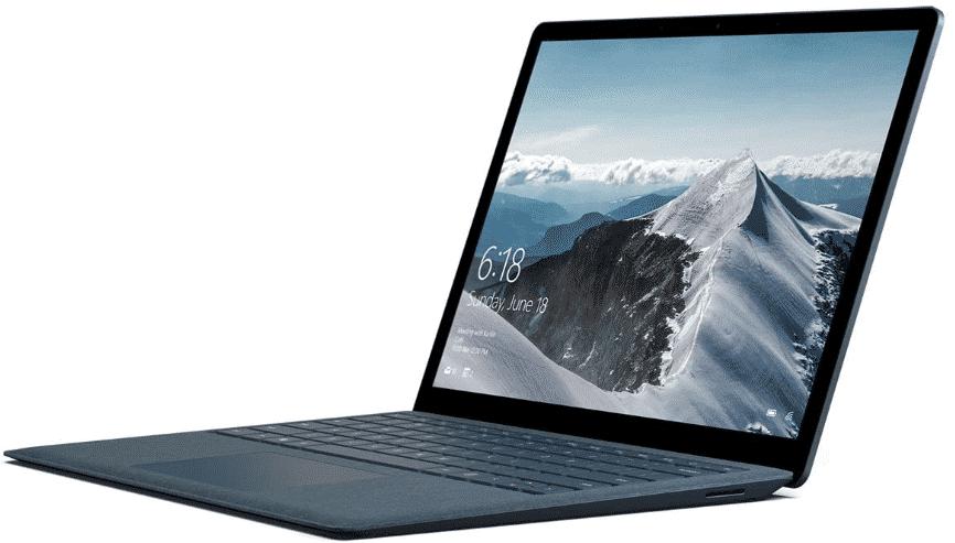 Microsoft Surface - best business laptop under 1000