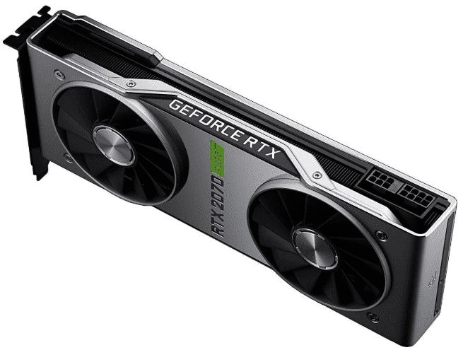 NVIDIA GeForce RTX 2070 Super Founders Edition Graphics Card - best rtx 2070 super