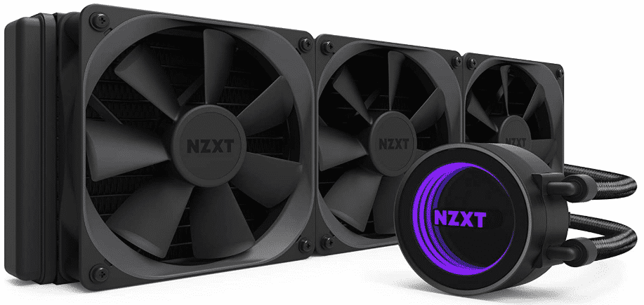 NZXT KRAKEN M22 - best CPU cooler for i9 9900k