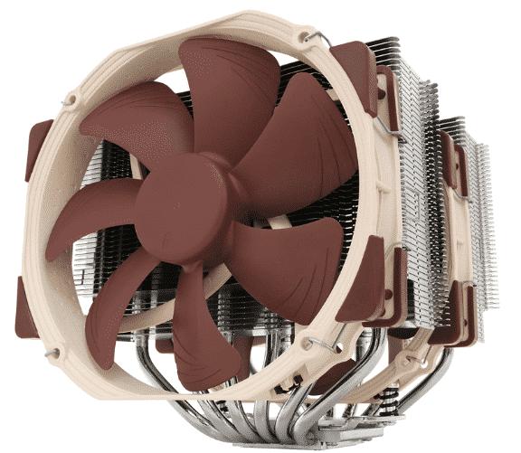 NOCTUA NH-D15 - best CPU cooler for i7 9700k