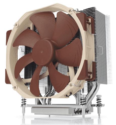 NOCTUA NH-U14S TR4-SP3 - best CPU cooler for i7 9700k