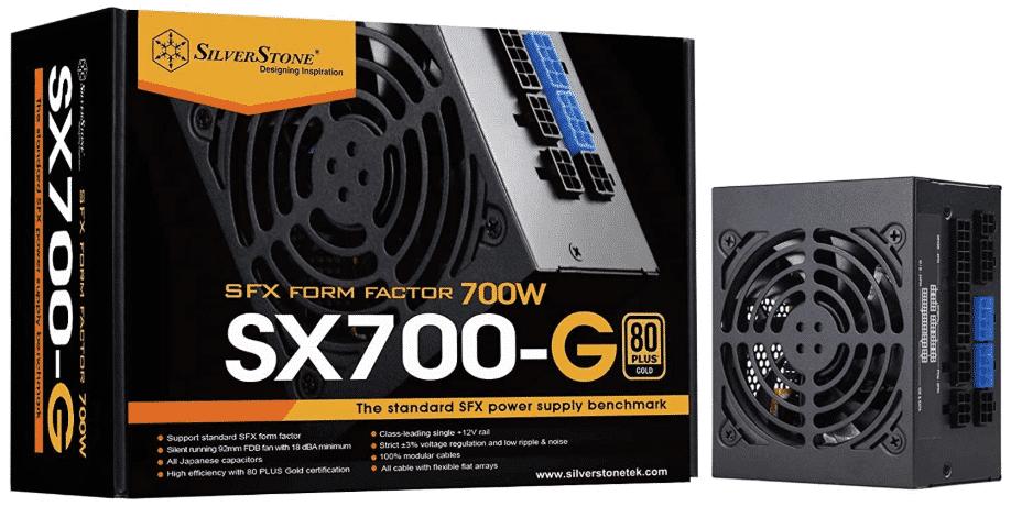 SilverStone Technology SST - best SFX power supply