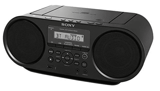 SONY PORTABLE BLUETOOTH - BEST BOOMBOX