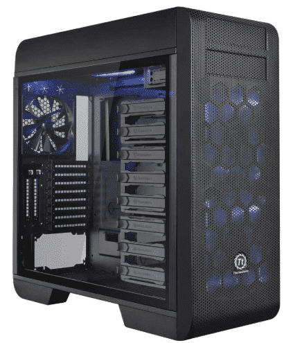 THERMALTAKE CORE V71 CASE - Best Cases For Water Cooling