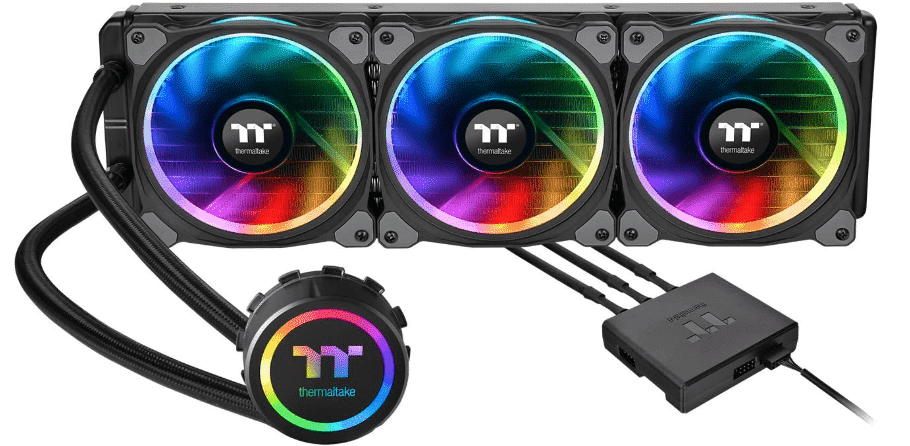 THERMALTAKE FLOE - best CPU cooler for i7 9700k